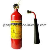 certificação do Ce 2kg do cilindro do extintor de incêndio