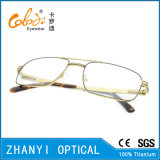 Blocco per grafici di titanio di vetro ottici del monocolo di Eyewear di alta qualità (9413)