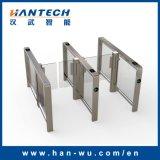 振動ドアが付いている高いトラフィックの半分高さのアクセス制御ゲート