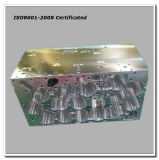 Корпус фильтра CNC подвергая механической обработке, CNC подвергал алюминиевую полость механической обработке