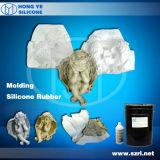 Stagno-Curare le gomme di silicone per il modanatura del gesso