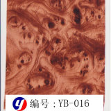 Yingcai 0.5m Overdracht die van het Water van het Ontwerp van de Breedte de Houten Hydrografische Film yb-016 afdrukken