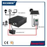 inversor de alta freqüência da potência 1.2kVA~2.4kVA com a onda de seno modificada para o aparelho electrodoméstico (aplicado ao sistema solar)