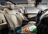 Классицистическая искусственная кожа PVC конструкции для украшения места автомобиля покрынного и нутряного
