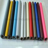Encerado impermeable del PVC del color rayado con la cubierta