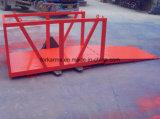 Acessório do Forklift da plataforma do carregamento da plataforma de funcionamento