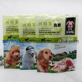 El SGS aprobado se levanta la bolsa de la cremallera para el alimento de animal doméstico/el alimento de perro