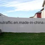 Аттестованный BV ярд PVC и приватная загородка