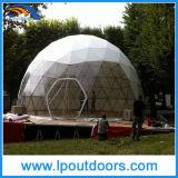 Напольный шатер половинной сферы шатёр геодезический купола для случая