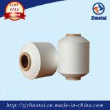 El aire de nylon del hilado de China cubrió el hilado para la tela tejida