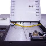 Chromatographie au gaz pour l'eau / vocation de la chromatographie en gaz à l'eau / instrument de laboratoire