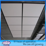 Fiberglass a prova di fuoco Acoustic Ceiling Panel/Board per Suspended Decorative