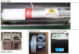 Edelstahl-quadratischer Rohr-/Gefäß-Faser-Metalllaser-Ausschnitt-Maschinen-Preis