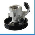 Сила Steering Pump на Peugeot 4007. Y2