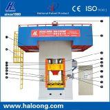 Grosse refraktäre Block-Gebäude-Ziegelstein-Höhlung-Ziegelstein-Maschine