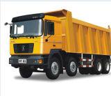 ShacmanのダンプトラックF3000 8X4 30-60のトンのダンプカー
