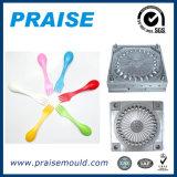 プラスチック射出成形プロセスのプラスチック注入型のスプーン型
