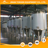 depósitos de fermentación cónicos de la cerveza 1000L-3000L