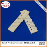 Piezas de cerámica modificadas para requisitos particulares de la estructura que trabajan a máquina