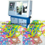 Van het elastiekje (Dwaze Banden) het Knipsel/het Maken van Machine