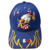 Gorra de béisbol Bbnw09 del bordado de la manera