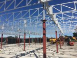 Almacén/taller del pabellón de la estructura de acero