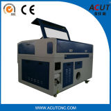 автомат для резки лазера CNC пробки Reci СО2 100W с 600*900mm