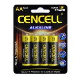 Батарея AA большой емкости сухая алкалическая