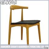 Cadeira clássica da sala de jantar do chifre da vaca do projeto do estilo antigo