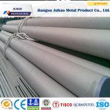Труба нержавеющей стали ASTM A249 TP304 безшовная
