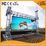 De openlucht Volledige Vertoning van het Stadium van de Kleur LEIDENE VideoTeken van het Als achtergrond voor P6