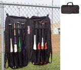 Напольное портфолио летучей мыши бейсбола или софтбола 8 носит мешок