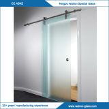 2050X900X8mm het Systeem van de Schuifdeur van het Glas Frameless