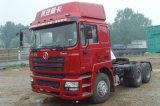 Shacman carro del tractor 6X4 Primer Motor