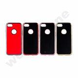 Caisse chaude de téléphone d'OEM de PC de la vente 2 In1 pour l'iPhone 6plus