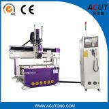 Maquinaria de madeira do cortador do CNC da máquina do CNC do ATC para a fatura de gabinete