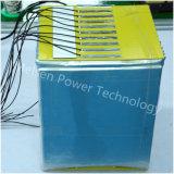 Pacchetto della batteria di litio delle cellule del sacchetto dell'Morbido-Imballaggio per il sistema solare dell'UPS