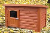 Form-Entwurfs-hölzerne Haustier-Haus-Hundehundehütte