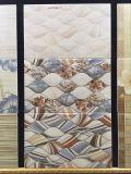 Necesarias para la construcción Hermosa flor brillante y mate de cerámica azulejo de la pared