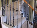 Windowsのドアか機械を作る鋳造のゲートまたは装飾的な鉄の通路の柵の塀