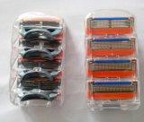 Rasierklinge für das Gillette-Schmelzverfahrens-Energien-Rasiermesser, das Kassetten-Schaufel rasiert