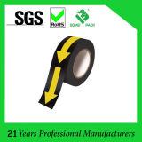 """지하에 노란 및 백색 PVC 경고 테이프 2 """" X 45m"""