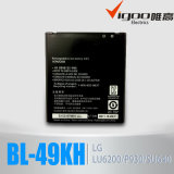 LG BL49KH LU6200 SU640 P930の携帯電話電池