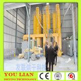 Machine de dessiccateur de maïs de biomasse