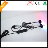 2X6 Amber LED Hide ein Way Strobe Lights