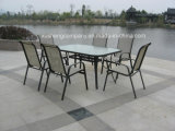 muebles de 7PCS Moder fijados por Table+Chairs