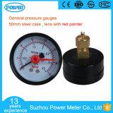 Plastikfall-Vorwahlknopf von 40mm bis 100mm allgemeinen Druckanzeiger
