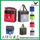 210d Polyester Insulated 6 Bottle Wine Cooler Bag