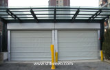 Empilhando o Tipo de Dobramento Porta Rápida Rápida de Alta Velocidade do Obturador do Rolo da Tela do PVC