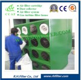 Ccaf industrieller Downflo Kassetten-Staub-Sammler